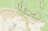 Mapa Tisá